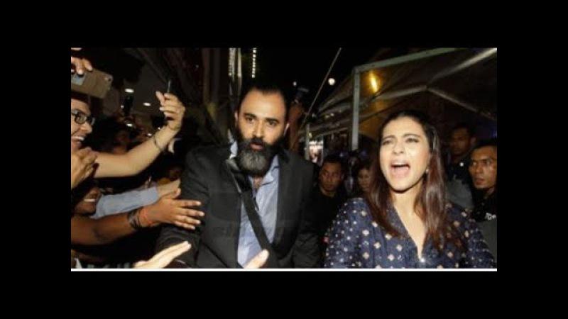 Kajol bertemu di pentas utama di hadapan Jakel Mall Jalan Masjid India