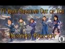 Я сделаю из вас Стражей - Destiny Пародия на Мулан