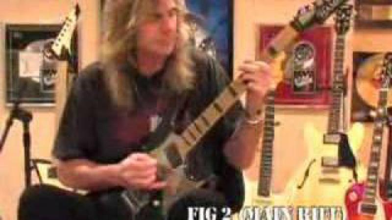 Glenn Tipton guitar lesson