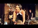 INNA, Hard Rock Cafe (V)