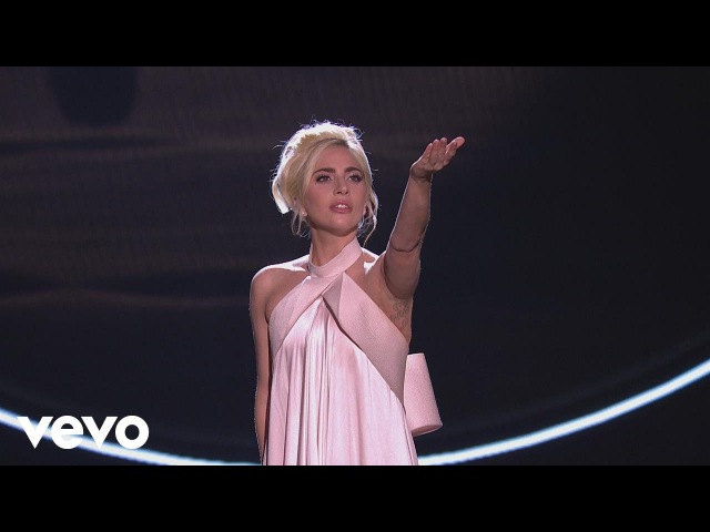 Lady Gaga Million Reasons Live At Royal Variety Performance