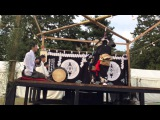 Japanese Shinto music called Kagura