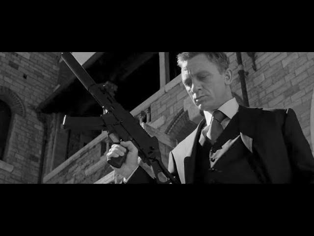 James Bond Quadrilogy Teaser with Michael Buble