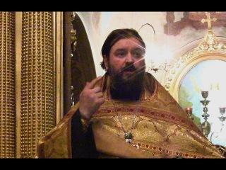 Свт.Иоанн Златоуст. Прот.Андрей Ткачёв (25.11.2016г.)