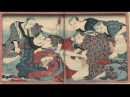 Shunga by Utagawa Yoshinobu - Ofer Shagan Collection 春画 歌川芳信- オフェル シャガン コレクション