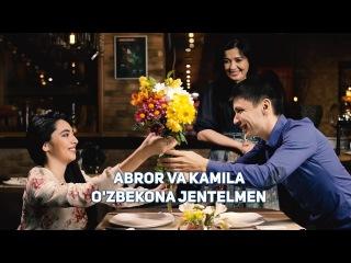 Abror Baxtiyarovich va Kamila - O'zbekona jentelmen (UZUM)