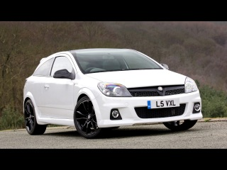 Vauxhall Astra VXR Arctic Special 2010