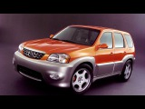 Mazda Tribute Hayate Concept 2000