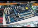 Материнская плата Gigabyte GA-EP43-DS3L P43 DDR2 LGA 750