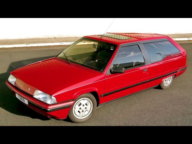 Citroen BX Break De Chasse Dyana Prototype by Heuliez 1986