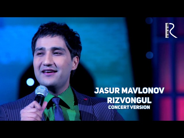 Jasur Mavlonov - Rizvongul | Жасур Мавлонов - Ризвонгул (concert version)