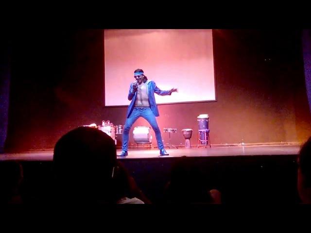 Onofre - O argentino do arrocha - Live in Lauro de Freitas