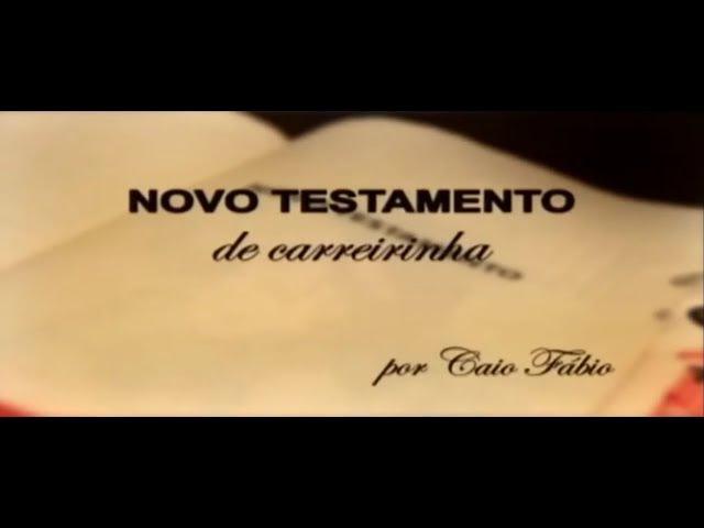 Novo Testamento de Carreirinha - Romanos 15