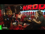 Kat interviews Bastille at KROQ Almost Acoustic Christmas 2016