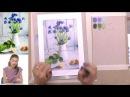 Бесплатный вебинар Ирины Климовой Васильки и блики солнца в пастели