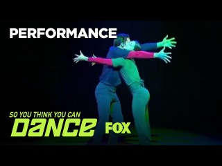 Taylor & Robert's Hip-Hop Performance | Season 14 Ep. 13 | SO YOU THINK YOU CAN DANCE