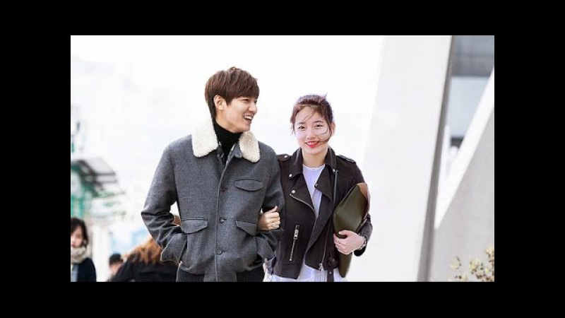 Lee Min Ho and Suzy [ Love Story ] 수지 이민호