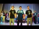 LACI vs MARKUS│HIP-HOP FINAL│STREET VOICE 2017