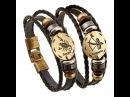 Мужской браслет 12 созвездий знак задиака с сайта алиэкспресс aliexpress