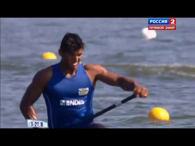 C1 1000m Mens Final A 2014 ICF Canoe Sprint World Championships Moscow