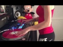 DJ Lady Style - Lean Back remix