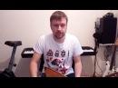 Игра большим пальцем на балалайке Пиццикато б п урок 0 03