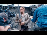 Behind The Scenes on King Arthur Legend of the Sword (Movie B-Roll &amp Bloopers) + Movie Clips