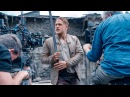 Behind The Scenes on King Arthur Legend of the Sword (Movie B-Roll Bloopers) Movie Clips