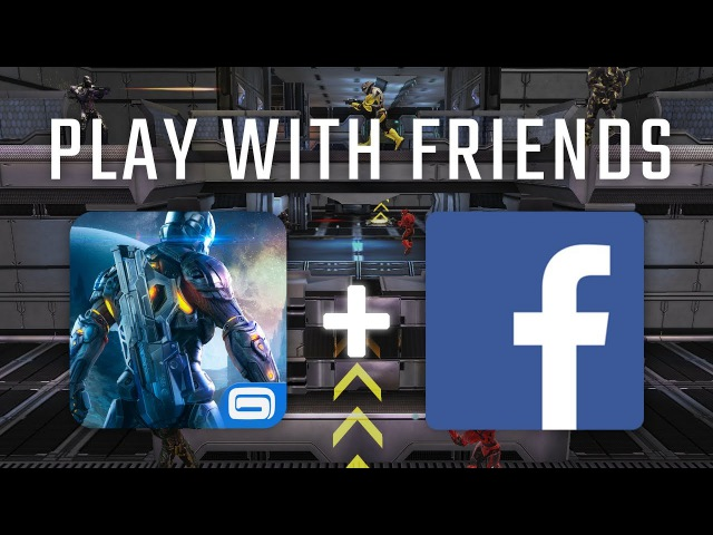 HOW TO... Play With Facebook Friends In NOVA Legacy
