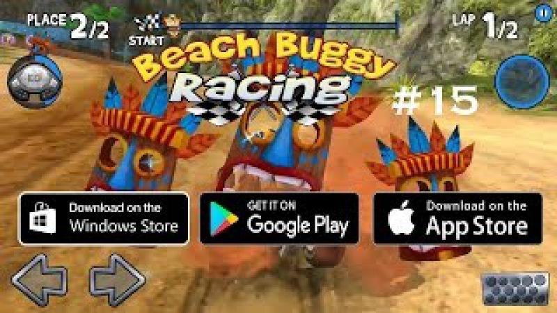 Beach Buggy Racing - Tropical Twist 3 ***Unlocked Oog-Oog and Pineapple Punch ***