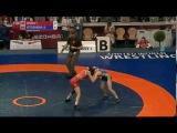 48кг GOLD_ Ilona SEMKIV (UKR) vs. Anzhelika VETOSHKINA (RUS)