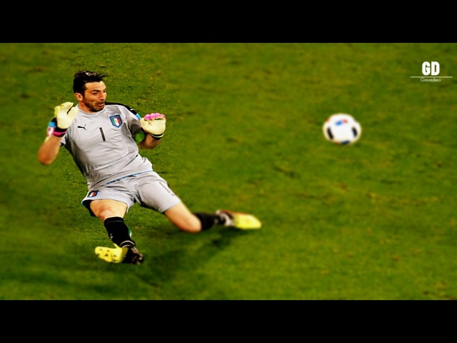 Gianluigi Buffon - Best 100 Saves | Le 100 Migliori Parate HD