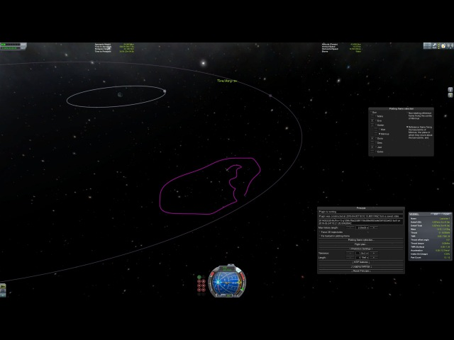 Kerbal Space Program - Principia |Minimus Lagrange Point L5 | Real Physics in KSP