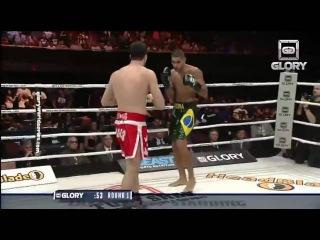GLORY Last Man Standing: Artem Levin vs. Alex Pereira (Full Video)