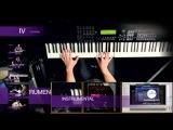 Hillsong Live - I Surrender - Key Pad