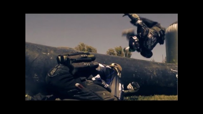 Paintballs and Parkour - Paintball Revolution Factory Team