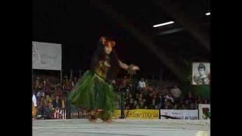 Miss aloha hula 2001