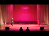 AniStyle - GavanA, VenM - Miraculous Ladybug - Леди Баг, Кот Нуар - Москва - JIYUU 2017