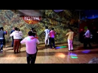 Мастер-класс кизомбы перед вечеринкой с Doni Faverao - клуб El Cel Badalona