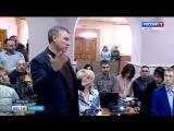 Вячеслав Володин посетил Вольск в рамках своего визита в Саратовскую область
