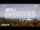 UFC 214 Embedded  Vlog Series - Episode 5