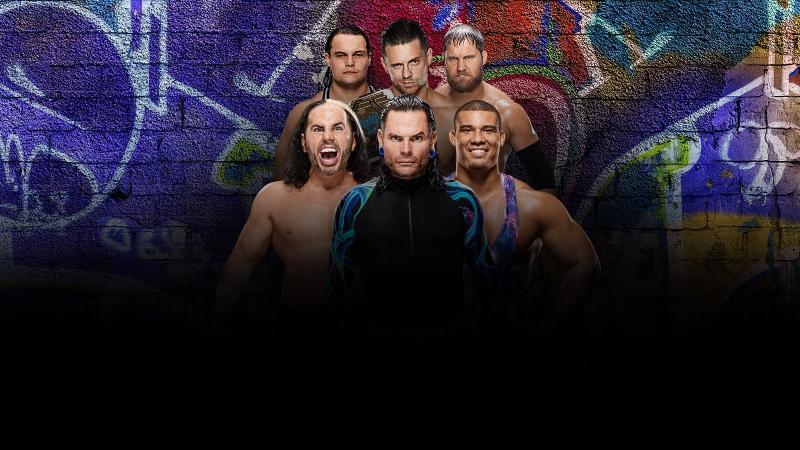 WWE SummerSlam 2017 Kickoff: Харди Бойз и Джейсон Джордан vs. Миз и Мизтураж ᴴᴰ ✔