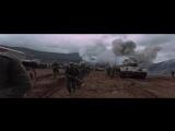 Неудачная атака немцев на город Амблев (Битва в Арденнах)
