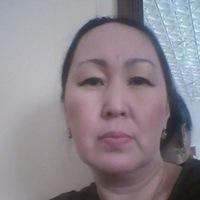 Анкета Гулия Рифкатовна