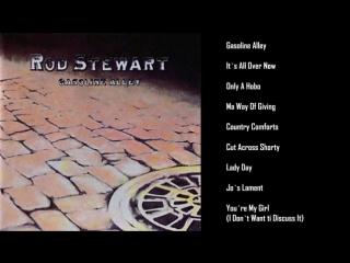Rod Stewart - Gasoline Alley - 1970