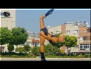 Street Dance Girls in Turkey - Antalya.
