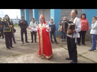 Песня о Калязине для наших гостей , исполняет Мария Соболевская