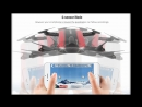 селфи дрон JXD 523 Drone