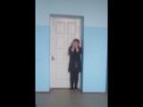 Как Кристина крыса зашла в нашу раздевалку хаха =))))