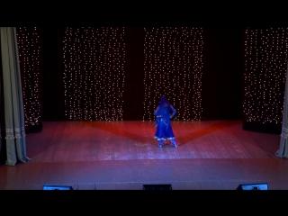Индийский танец с концерта 2 Апреля от